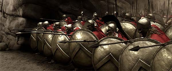 spartanos listos