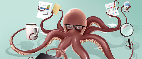 pulpo multitask