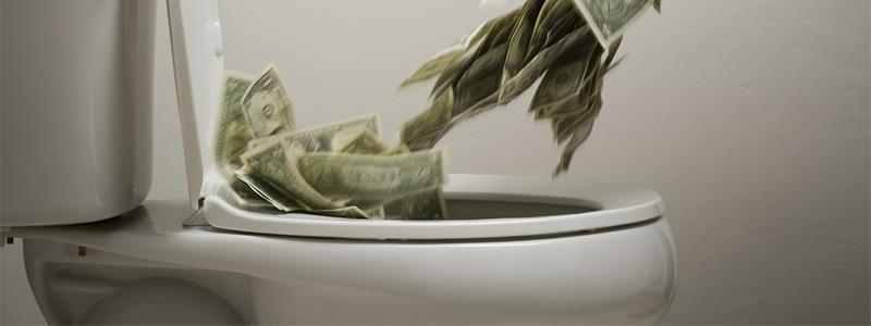 Cómo saber si estás cometiendo un suicidio financiero