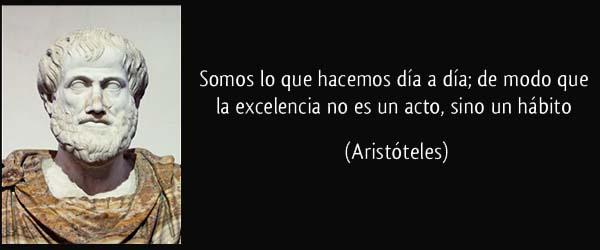 frase aristoteles