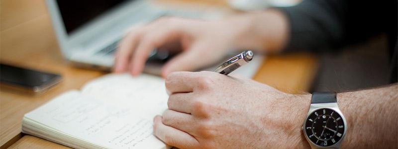 8 cosas que te sucederán si escribes cada día