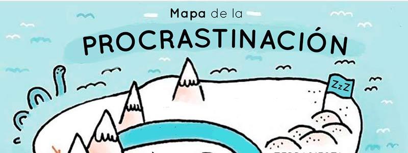 El mapa de la procrastinación