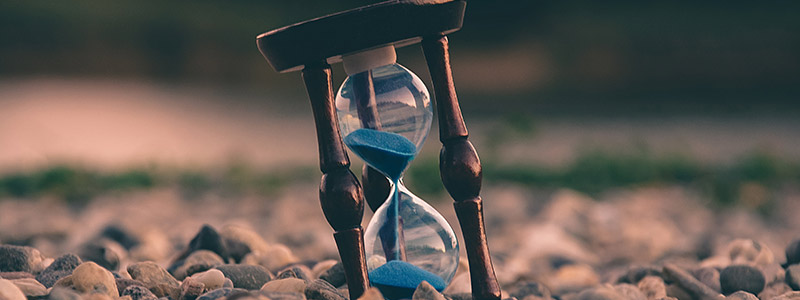 """Como lidiar con la sensación de """"no tener suficiente tiempo"""""""